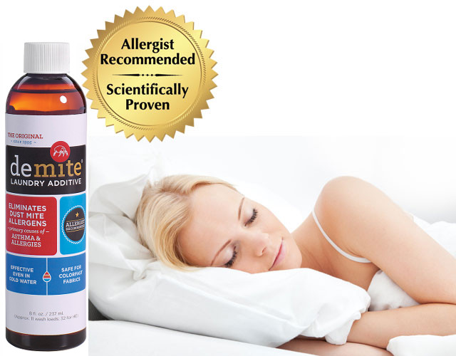 DeMite® Laundry Additive